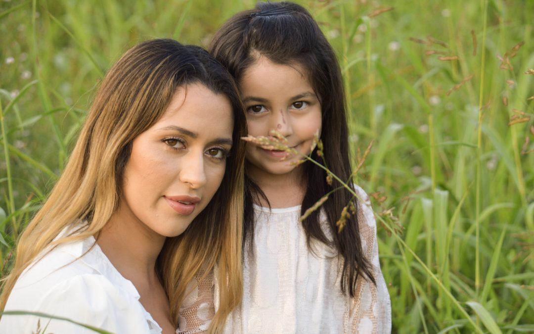 Mother Daughter Alondra & Sophia Amaya